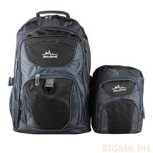 Homsome 2in1 Backpack 1001 (Black)