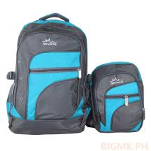 Homsome 2in1 Backpack 1002 (Sky Blue)