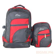 Homsome 2in1 Backpack 1002 (Red)
