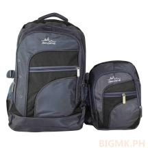Homsome 2in1 Backpack 1002 (Black)