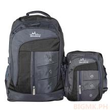 Homsome 2in1 Backpack 1003 (Black)