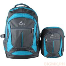 Homsome 2in1 Backpack 1004 (Sky Blue)