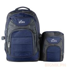 Homsome 2in1 Backpack 1005 (Dark Blue)