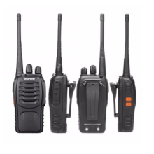 2PCS Baofeng BF-888S Portable Two-Way Radio (Black)