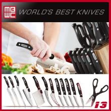 Candy Online Miracle Blade World Class 13PCS knife set TV  Miracle Blade World Class 13-Piece Knife Set