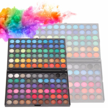 120 Full Color Eyeshadow Makeup Palette (Multicolor)