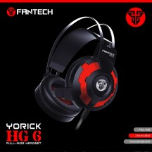 Fantech HG6 gaming wired headphone with mic