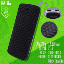 Bavin PC168 Bee Net 12,000Mah Power Bank