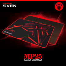 Fantech MP25 PC Laptop Gaming Mouse Pad