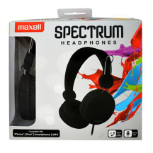 Maxell Spectrum Headphone SMS - 10S